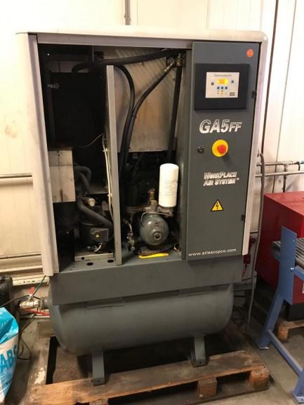 compressor GA5 FF Atlas Copco
