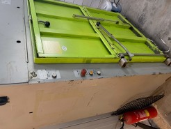 16 S - foil plastic press