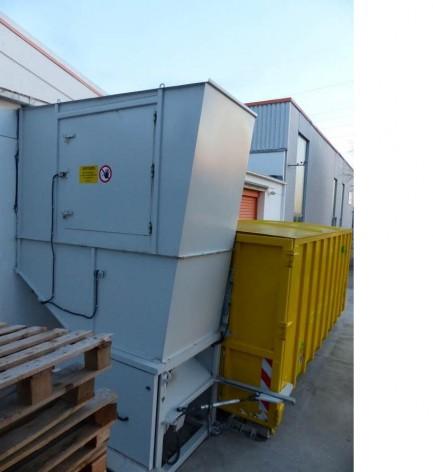 HG/SV 11 for paper & cardboard waste H&G