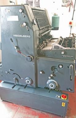 GTO 52 NP Heidelberg