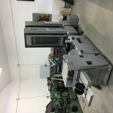 SPF 10II - 2 x Mac 8 Horizon