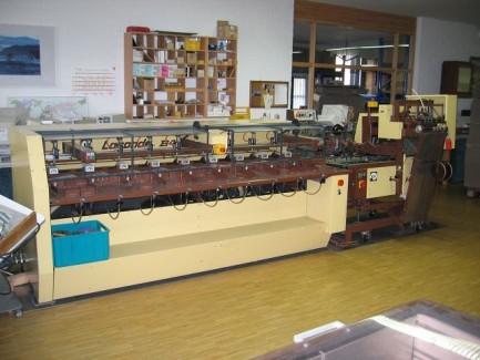 Collator Laconda B 43 Muller Martini