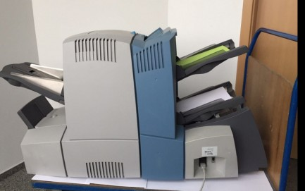 Di 600 Pitney Bowes