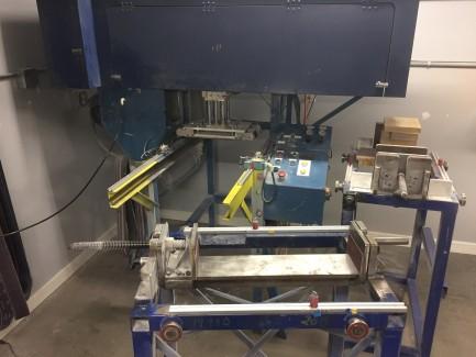 Gilding Machine Type M + B OCHSNER