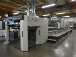 Komori Lithrone LS-540+LX – Year 2006