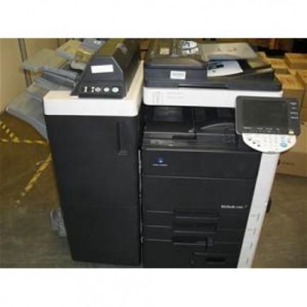 Konica Minolta Bizhub C650 Copier Machine Konica
