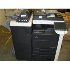 Konica Minolta Bizhub C650 Copier Machine