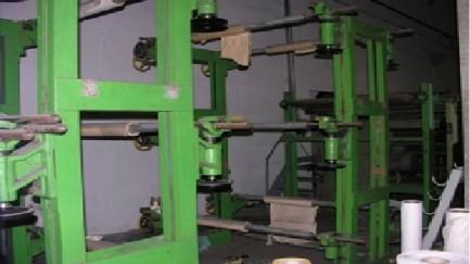 SHEETING PAPER MACHINE Jagenberg