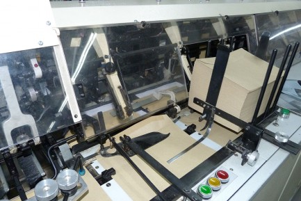 Mailing Inserter 6 Station Mailcrafter with Muller Channel Muller Martini