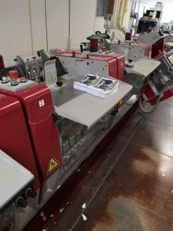Prima Amrys saddle stitcher