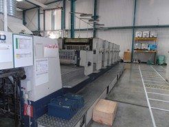 L-640 with coater
