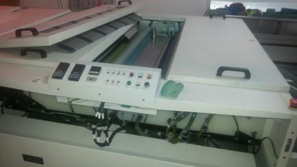 Luxel Violet Vx9600 Semi-Automatic Fuji