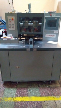 three knife trimmer SN 140 Horauf