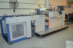 Guang Ming Thermal Lamination machine