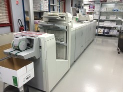 Image Press C7000VP(IP 7000 FINISHER) Canon