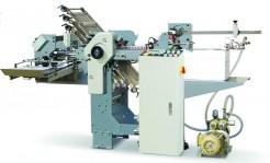 Folding machines  models 366K, 406K and 476 K CHINA NEW