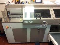 JUD MR 720 BINDER with PUR Nordson unit